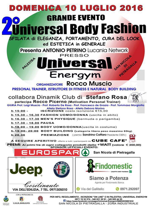 2° Universal Body Fashion